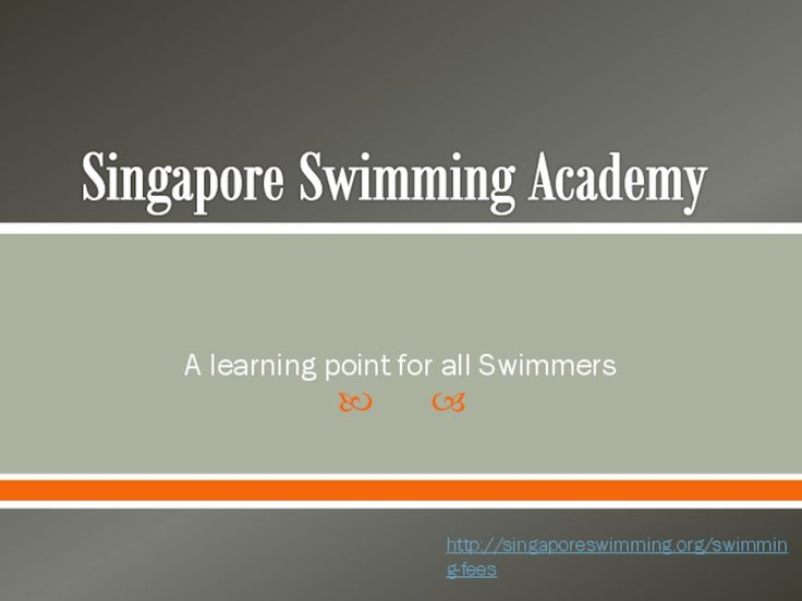 A Swimming Institute name SG Swimming classes provide all types of swimming courses available.