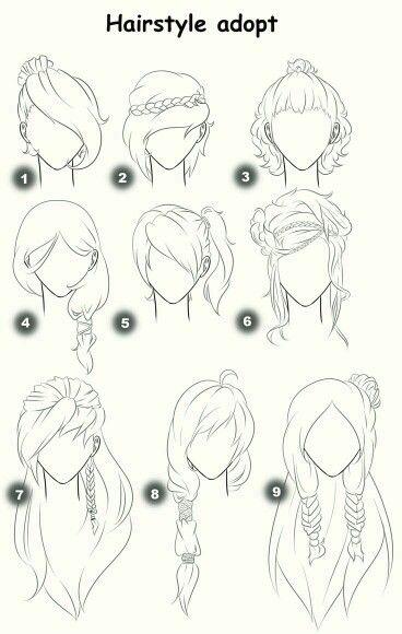 weibliche Frisuren
