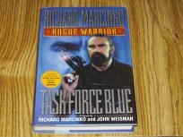 ROGUE WARRIOR : TASK FORCE BLUE RICHARD MARCINKO FREE SHIPPING!!
