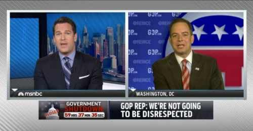 Watch: MSNBC's Thomas Roberts' Epic Take Down Of RNC Chair Reince Priebus
