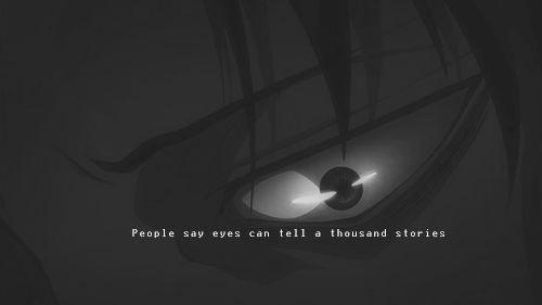 levi :( sad part about being a survivor