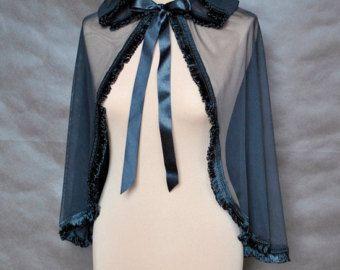 Gothic Victorian Vampire Elegant Burlesque by SophieAndHerStore