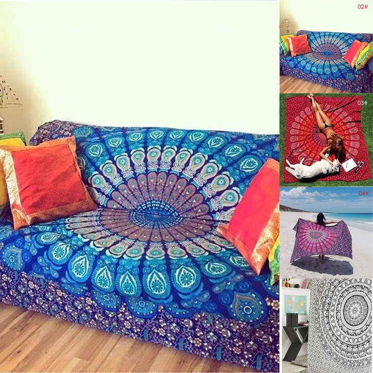 Encontrar Más Bufandas Información acerca de 2016 Plaza Mandala Hippie boho tapiz Tapices Indios Bufanda Del mantón Del Abrigo Colgando Pared Throw manta Toalla Estera Beach Cover Up, alta calidad playa de ir, China manta de cama Proveedores, barato vestidos de boda de playa para las madres de Shenzhen Soonhua Electronic Technology Co., Ltd. A en Aliexpress.com
