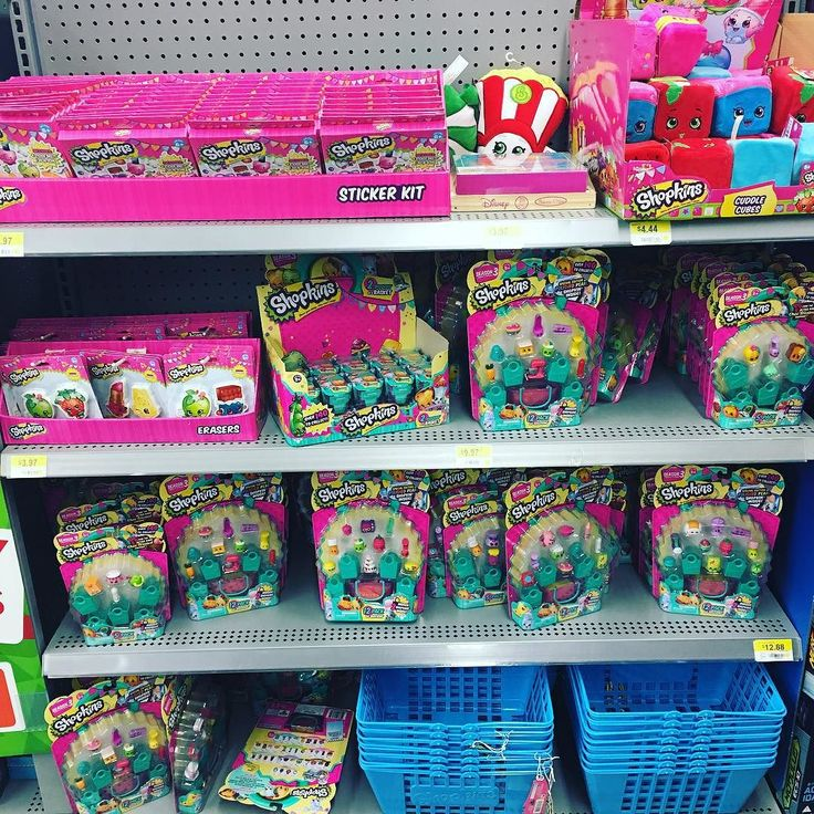 Where are all the #shopkins for #season #4 !? #moosetoys #walmart #youtube
