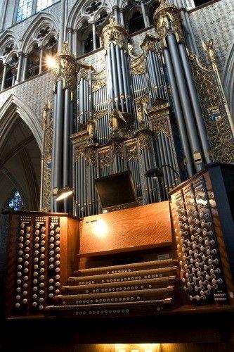 Westminster Abbey, London, UK