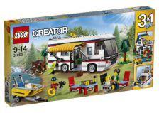 LEGO Creator 31052 Nyaraló lakókocsi