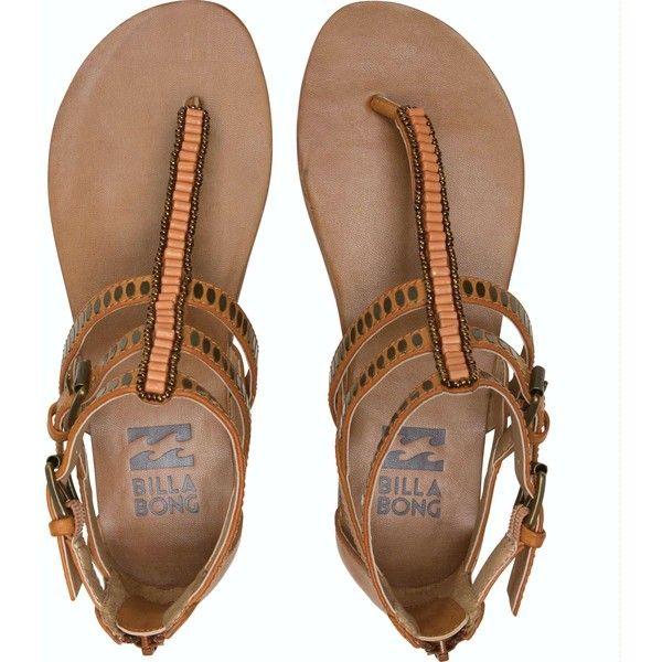 Billabong Women's Breakers Beach Sandals found on Polyvore