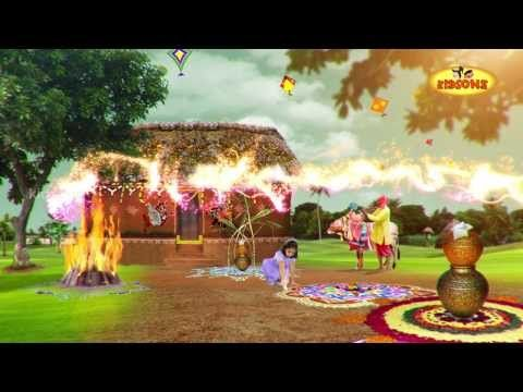 moral stories: Happy Pongal 2015 Sankranthi Best Animated Greetin...