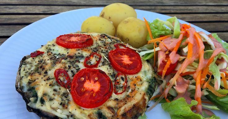 Foto: Sara B. Hansen.   F orleden lavede jeg denne ret på vores vegetaraften. Det smagte rigtig godt og er nemt at lave. Egentlig havde...