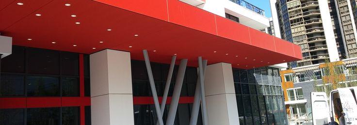 88 Sheppard Minto Condos - Engineered Assemblies