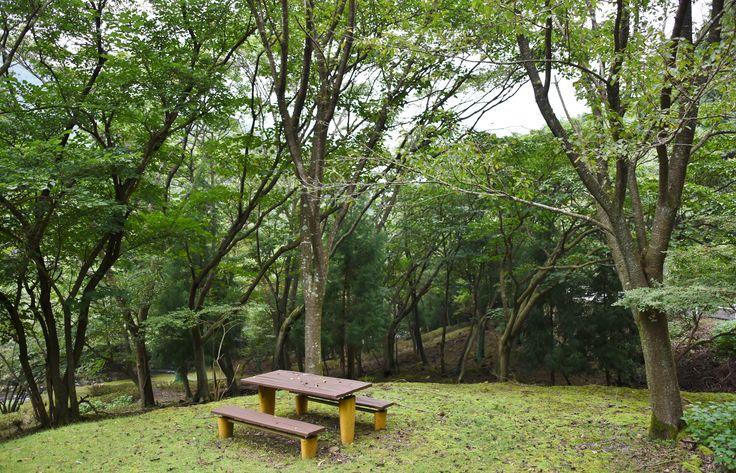 憩いの森-松川湖 2016.9