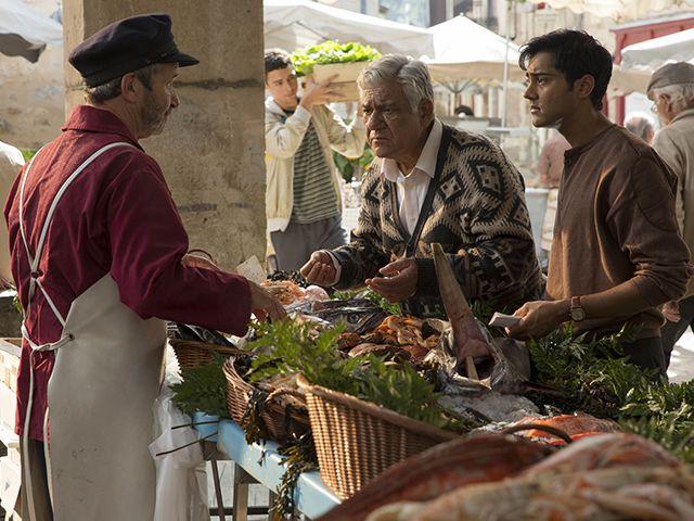 The Hundred Foot Journey - Aşk Tarifi ; Helen Mirren, Charlotte Le Bon, Rohan Chand  / #food, #movies, #yemek, #antalya