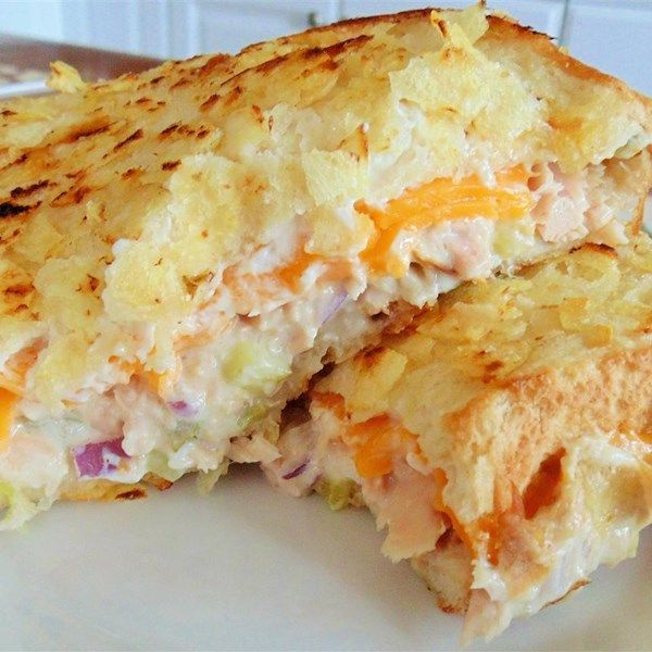 "Mary Pat's Tuna Melt | ""WOW! I LOVE different kinds of sandwiches like this!"""