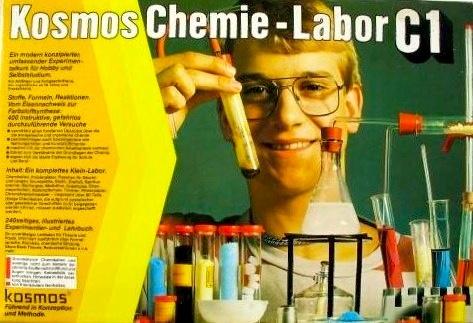 Kosmos Chemiebaukasten