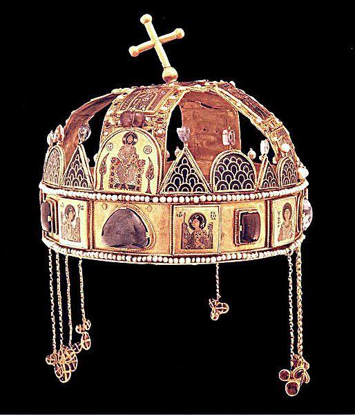 Litany Lane: Thursday, August 16, 2012 Litany Lane Blog: Cultivate, Ezekiel 12:1-12, Matthew 18:21-19:1, Saint Stephen I of Hungary, Holy Crown of Hungary, Pannonhalma Archabbey of Hungary