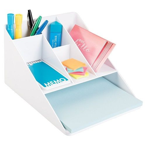 Desk Organizer. 18 Cool School Supplies that Every Girl Needs