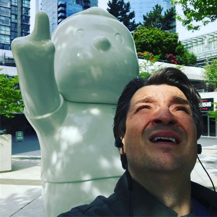 "46k Likes, 362 Comments - Nathan Fillion (@natefillion) on Instagram: ""Still not seeing it."""