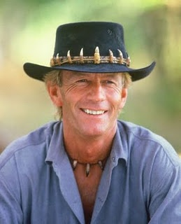 Crocodile Dundee . . . loved, loved this movie!