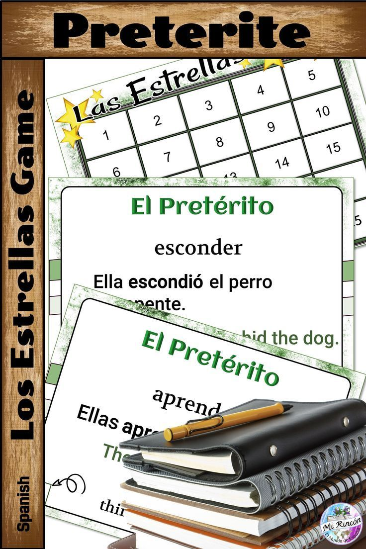 Use This Review Game To Practice Regular Preterite Verbs Make It A Competition To Increase Student E Spanish Classroom Games Preterite Spanish Preterite Tense [ 1104 x 736 Pixel ]