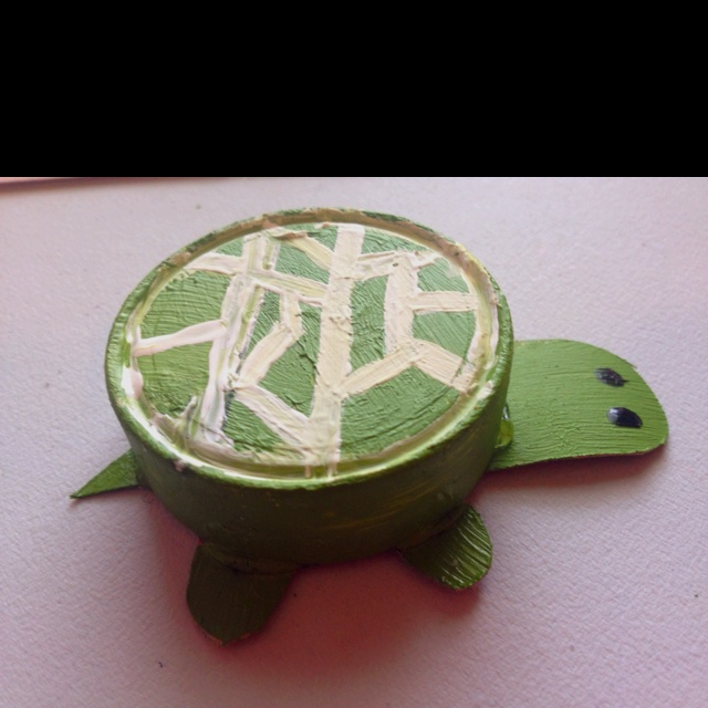 Turtle craft(:: Turtle Tortoise Crafts, Diy Crafts, Turtle Crafts, Girls Bday, Turtles Tortoi Crafts, Kids Crafts, Parties Ideas, Bday Parties, Turtles Crafts