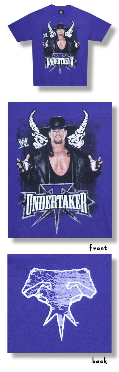 Made in Mexico  100% Cotton  Officially Licensed WWE Apparel