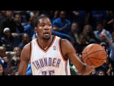 HD Chicago Bulls Vs Oklahoma City Thunder