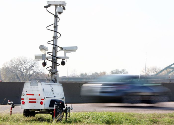While the future of some of Sioux City's red light and speed cameras are in legal limbo, the city's legal department is asking the City Council to amend its contract
