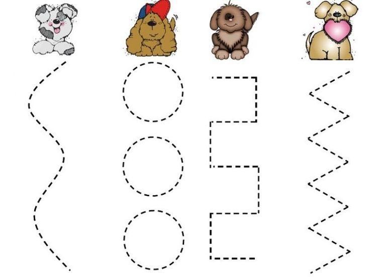 Fun Two Years Old Worksheets Activities For 2 Year Olds Preschool Activities Printable Prewriting Skills Can year olds start preschool