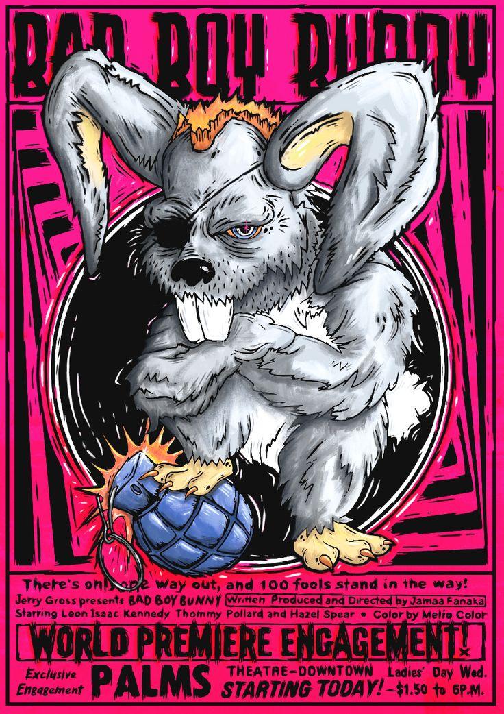 BAD BOY Bunny