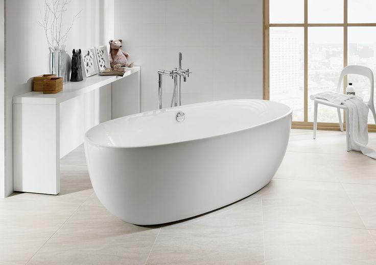 VIRGINIA, minimalistyczna, z akrylu, 5700 zł, ROCA. #lazienka #toaleta #inspiracje #wnetrza #dom #kran #słuchawka #łazienki #kabina #wanna #mieszkanie #willa #projektowanie #architektura #design #interior #bath #shower #bathroom #inspiration #ideas #white #modern #2018 #glamour #style