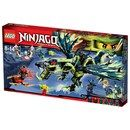 """Lego Ninjago: Attack of the Morro Dragon (70736) Defend the Ninja temple from Morro Dragon attack! Danger """" Morro has possessed the Green Ninja! Now he is swooping to attack the Tomb of the First Spinjitzu Master on his mighty dragon and capture the http://www.MightGet.com/january-2017-11/lego-ninjago-attack-of-the-morro-dragon-70736-.asp"""