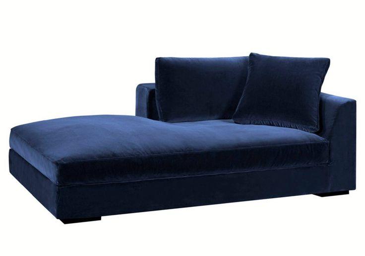Shopping 50 du bleu dans la d co elle d coration for Arild chaise longue