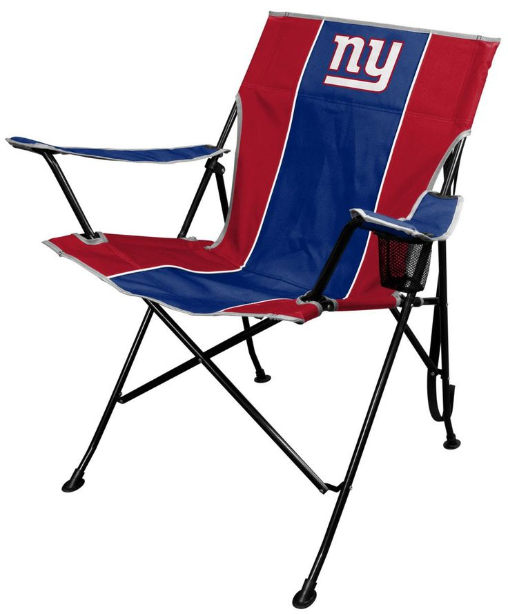 New York Giants Tailgate Chair