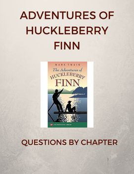 "an analysis of huckleberry finn s chapter The adventures of huckleberry finn charles l webster and company  miss watson's nigger,  the adventures of huckleberry finn ""chapter 4."