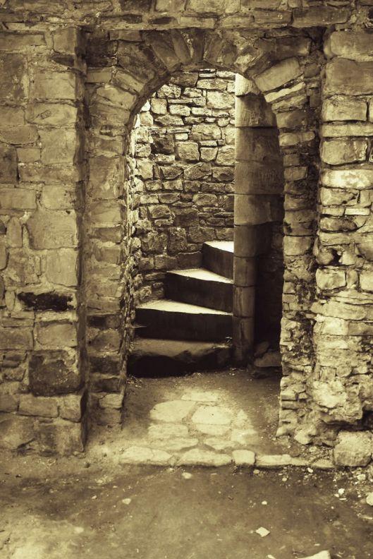 Suceava fortress Romania citadels medieval