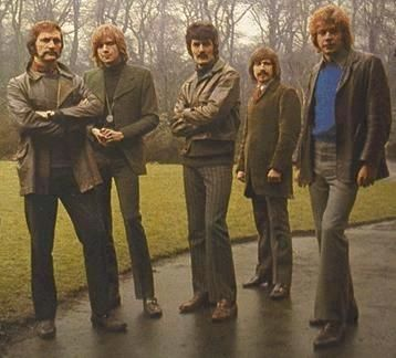 The Moody Blues - probably my favorite photo of the band.