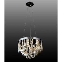 Wspaniała lampa wisząca która stanie się prawdziwą ozdobą twojego domu. Zobacz sam na naszej stronie w jaki prosty sposób możesz ją mieć w atrakcyjnej cenie!