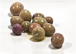 Really Raw Olives
