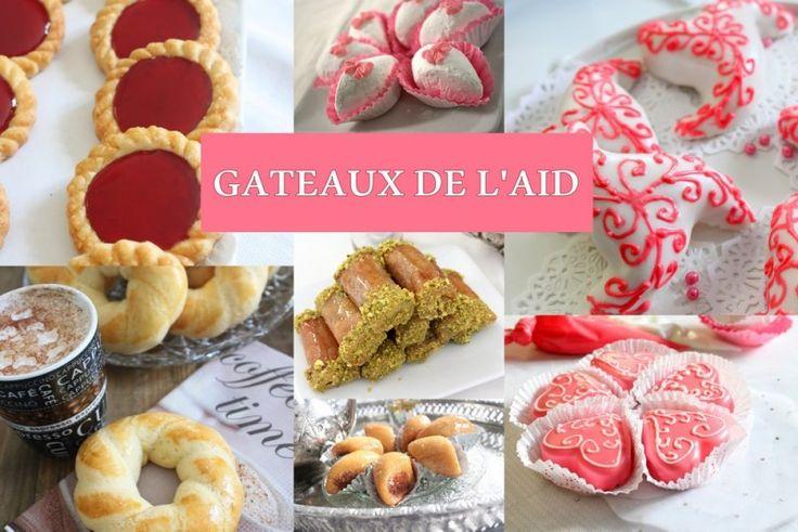 Les gateaux algériens : Quel gâteau oriental choisir. Quelle recette de gateau arabe facile, rapide à proposer pour l'aid. Moderne ou tradition