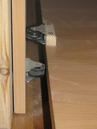 двухъярусная кровать из дерева своими руками: ролики