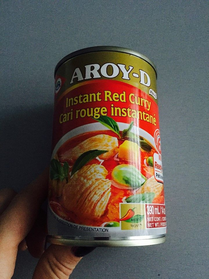 Best red curry cane sauce