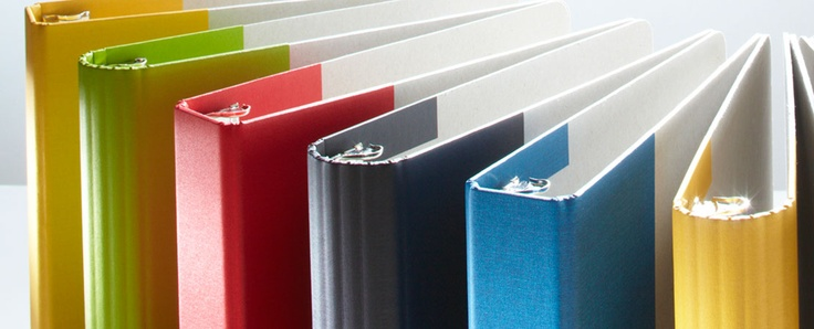 Naked Binder: 100% recycled board; 97% of which is post consumer. No plastic, vinyl or toxic chemicals; fully recyclable.