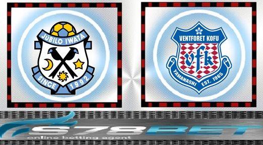 Prediksi Jubilo Iwata vs Ventforet Kofu 08 Juli 2017 | Pasaran Pertandingan Bola Jubilo Iwata vs Ventforet Kofu J1 League, Liga Jepang | Agenbola Online | Sbobet Online - Pada lanjutan pertandingan J1 League, Liga Jepang ini akan mempertemukan 2 tim yaitu Jubilo Iwata melawan Ventforet Kofu . Laga antara Jubilo Iwata vs Ventforet Kofu  kali ini akan di WIB di Yamaha Stadium (Iwata), Jubilo Iwata pada tanggal 08 Juli 2017 pukul 17:00 WIB.