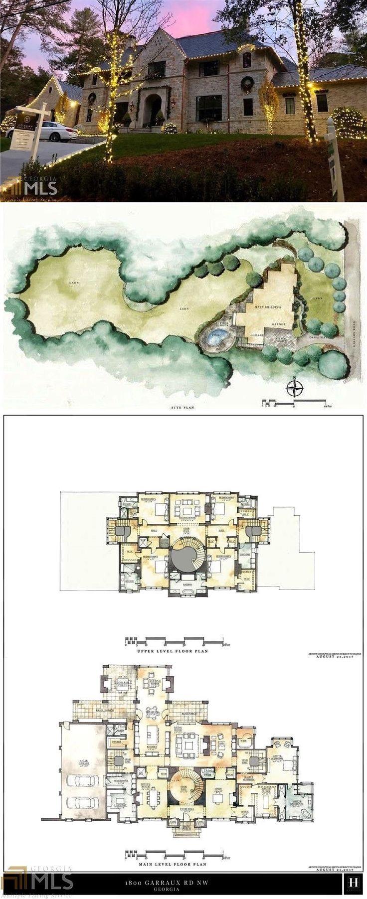 1800 garraux rd nw atlanta ga 30327 en 2019 plans de. Black Bedroom Furniture Sets. Home Design Ideas