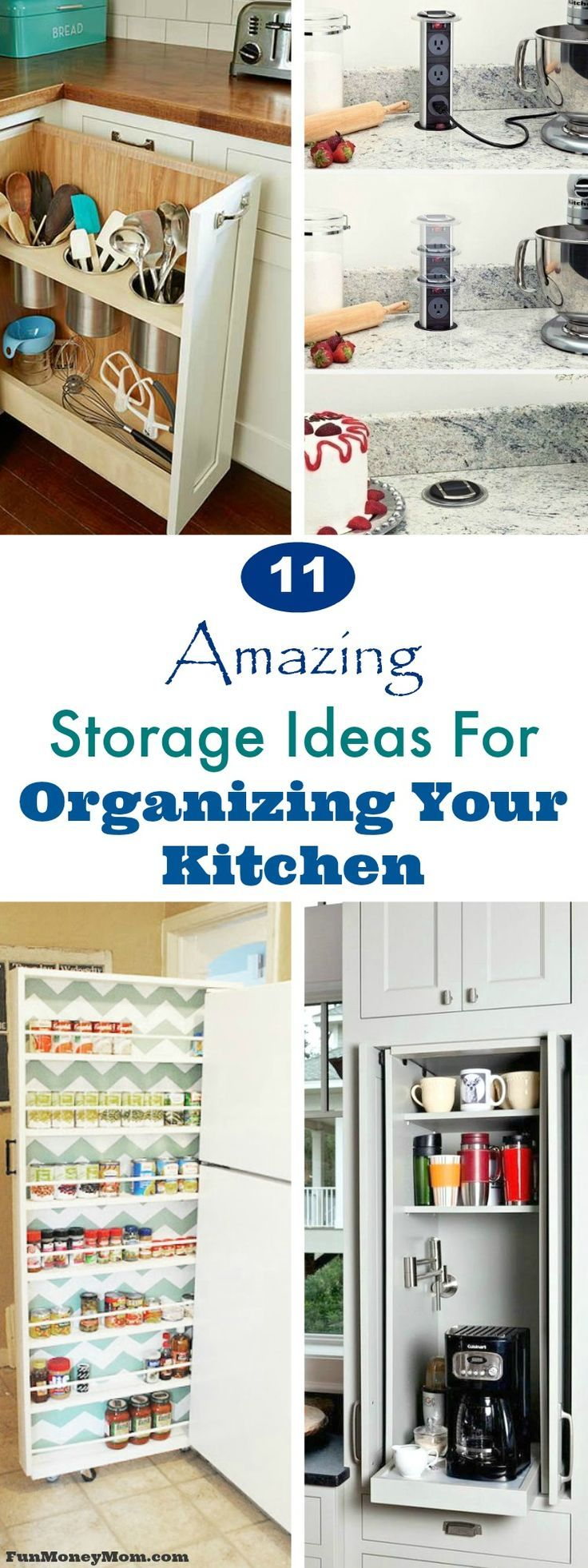 878 best Organizing Tips for your Home images on Pinterest ...