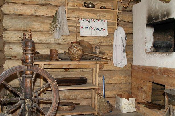 Русская изба: интерьер и дизайн