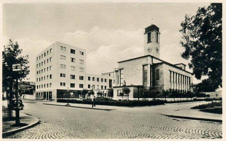 Nový Kostol, Legionárska