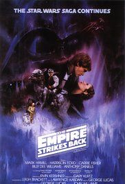 (10/10)    I love the start to this film, I really enjoy the scene with the wampa and the battle on hoth scene.    At first yoda really annoys me with his 'stupid' act. But he's definetly one of the best characters in the whole franchise.     Lando and Boba Fett are good new characters introduced in this film, Han being frozen in carbon is awesome.     I can imagine the huge shock it was to find out Darth Vader was Lukes father!    Definetly the best star wars film.