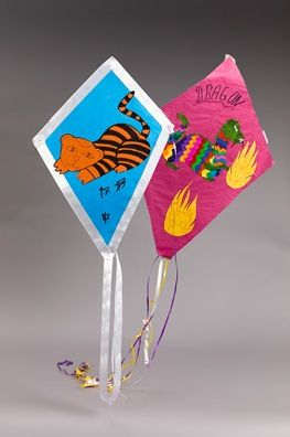 Chinese Kites lesson plan