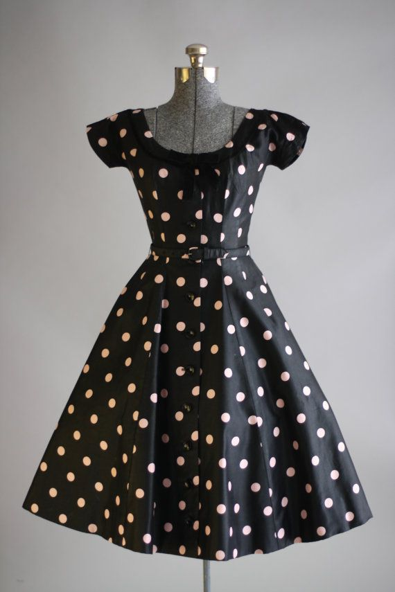 1000  ideas about Vintage Party Dresses on Pinterest | Rockabilly ...